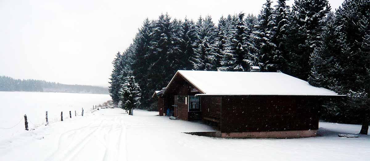 Ski-Hütte Breitscheid